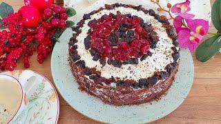 ДРУЗЬЯ СКАЗАЛИ ЧТО ЭТО САМЫЙ ВКУСНЫЙ ТОРТ Шоколадныи Торт Три Стакана ДЕСЕРТ ТАЕТ ВО РТУ
