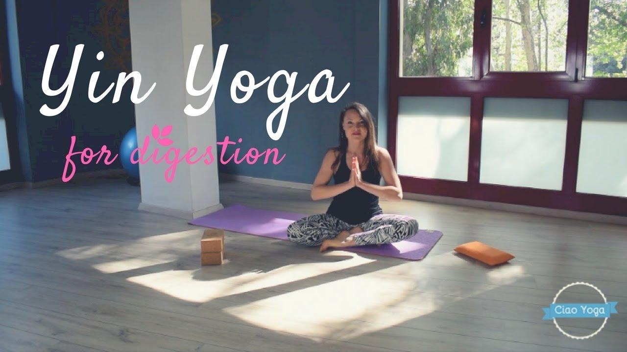 Yin Yoga Youtube - Imagez co
