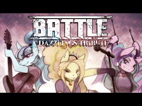 Battle: A Dazzlings Tribute - Full Album