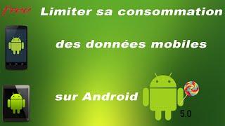 [Tuto] - Limiter sa consommation des données mobiles - [HD] [FR]