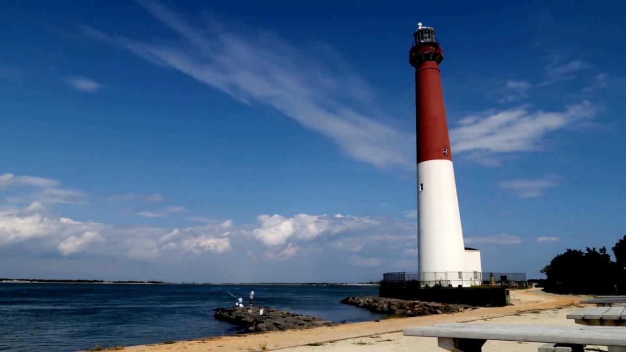 Barnegat Lighthouse Long Beach Island Nj Time Lapse From The Canon G7x Mark Ii