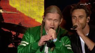 Clueso feat Romano - 'Karl May' (live) / Erfurt Domplatz 2017