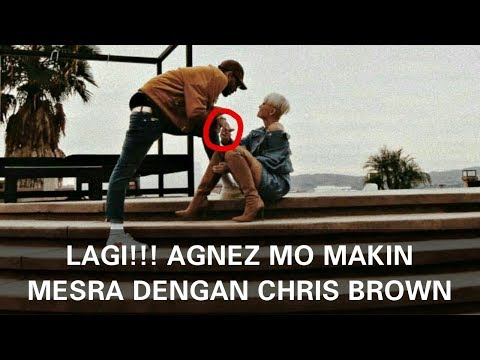 LAGI!!! Agnez Mo & Chris Brown Pamer Kemesraan