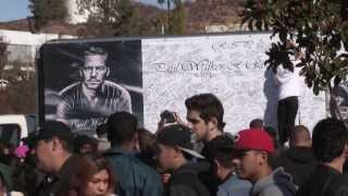 Thousands attend Paul Walker / Roger Rodas Memorial Sunday in Santa Clarita