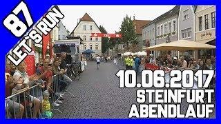 Let´s Run #87 - Steinfurter Abendlauf 5km und 10km direkt hinterher