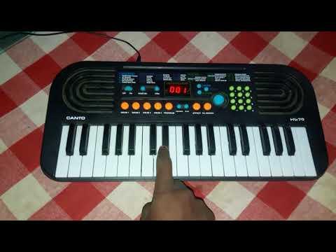 CHHUM CHHUM chhana nana baje maiya cg songs piano