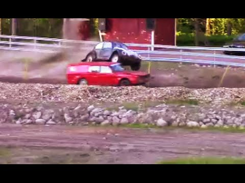 FolkRace Åland Crashes + Finals 10.06.2016