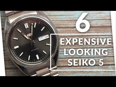 6 Affordable Seiko 5 Watches That Look More Expensive Than They Really Are