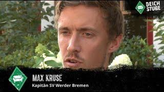 Kruse über seine neue Rolle als Kapitän - Kohfeldt erklärt Entscheidung