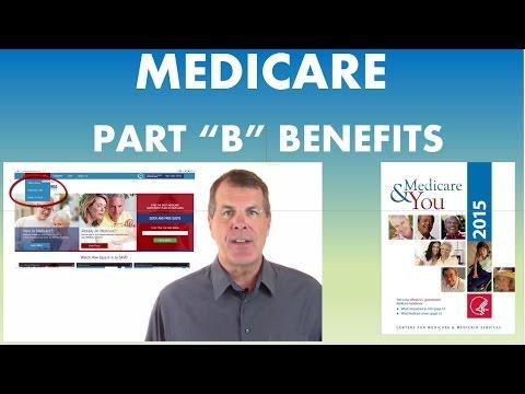 Medicare Part B Benefits - 877-88KEITH (53484)