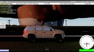 Roblox: Perseguidores de tormentares 6 // EP 3 Parte 2// Intercepción EF-2!