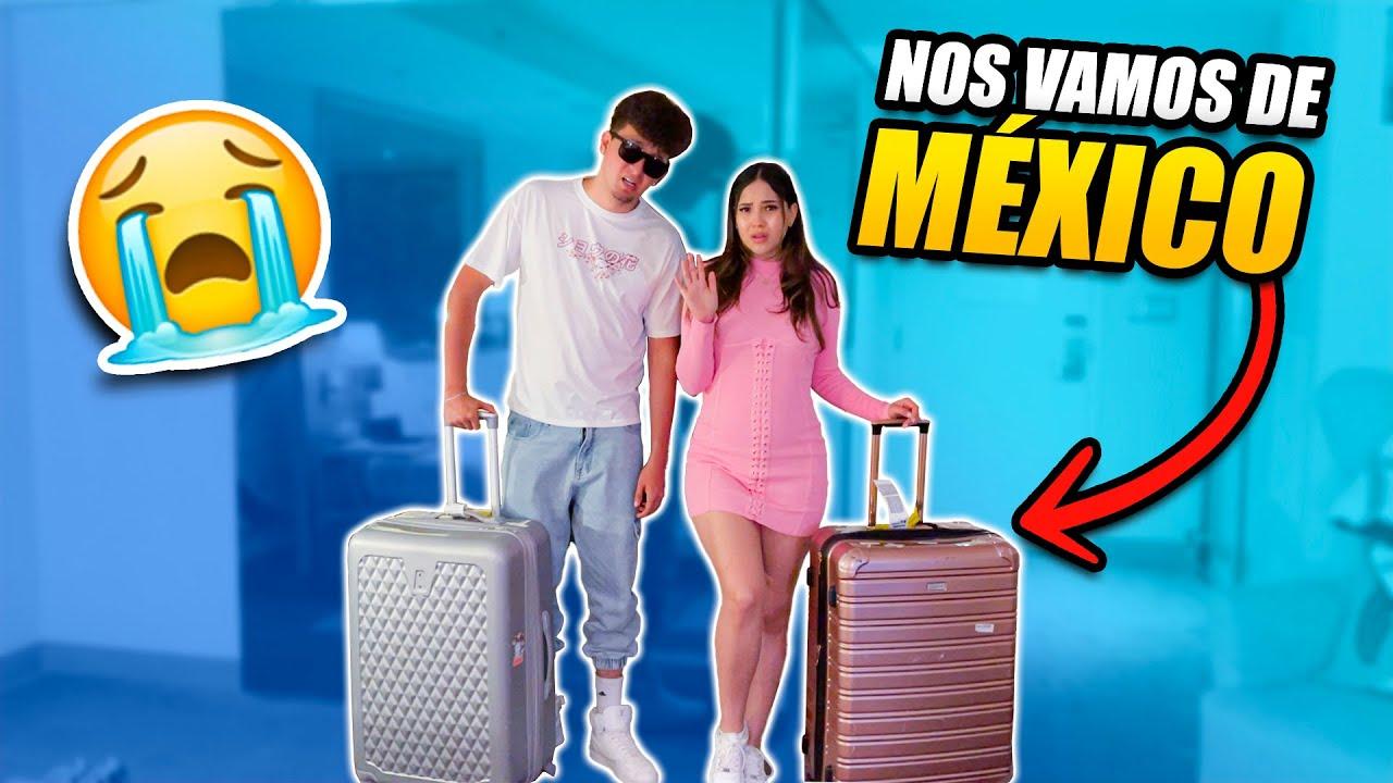 NOS MUDAMOS DE MÉXICO 🇲🇽 *buscando nuevo lugar para vivir*