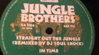 Jungle Brothers - Straight Out The Jungle (Soulshock Mix)