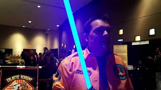 Indigenous Comic Con 2017 - Isleta Resort & Casino | Rebel Legion Base Nate Hoffman