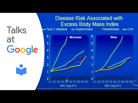 "Dr. Atul Sharma: ""Women, Stress, and Heart Disease""   Talks at Google"