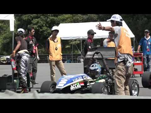2016 Student Formula Japan : Endurance & Efficiency Final