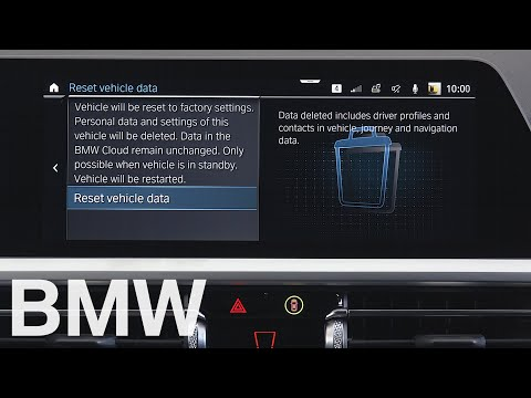 How to reset your BMW's settings with BMW Operating System 7 – BMW How-To