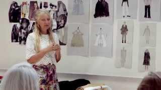 Madame de Sade - Scenografi og kostumer