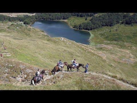 Horseback Riding from Vranjak to Pešića lake - Bjelasica