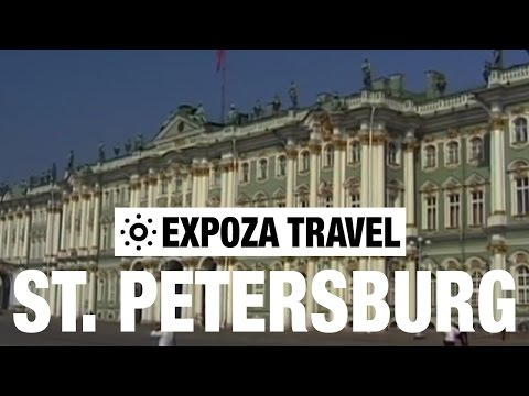 St. Petersburg Vacation Travel Video Guide