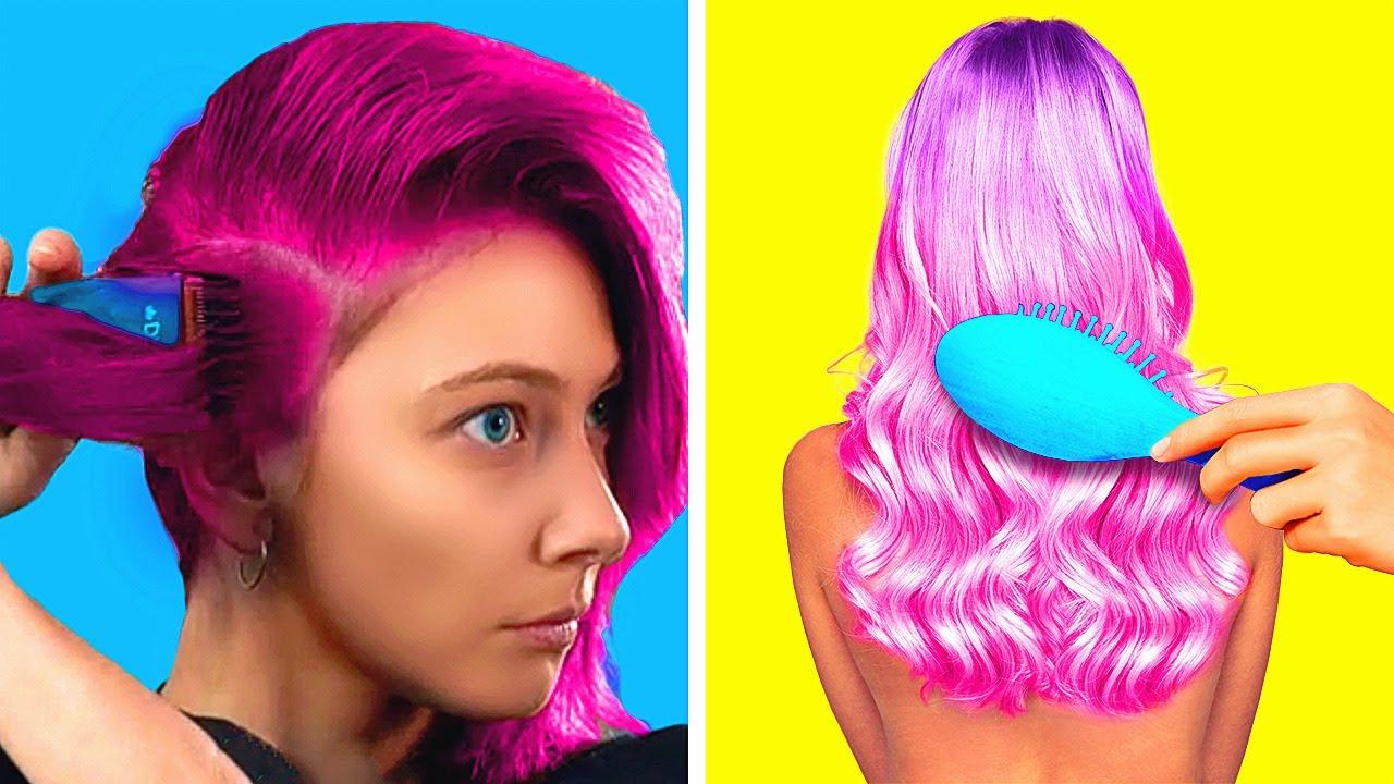 How A Haircut Can Change Life Hair Hacks Tutorials Hairdo