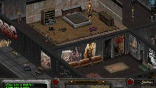 Fallout 2 - Nikki in the Porn Studio - part 175 - gameplay - hardest difficulty