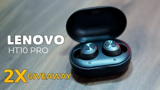 Lenovo HT10 Pro with EQ technology Best True Bluetooth Earbuds 2X Giveaway