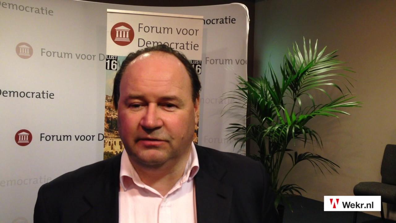 Wekr Interviewt Henk Otten Van Forum Voor Democratie Over