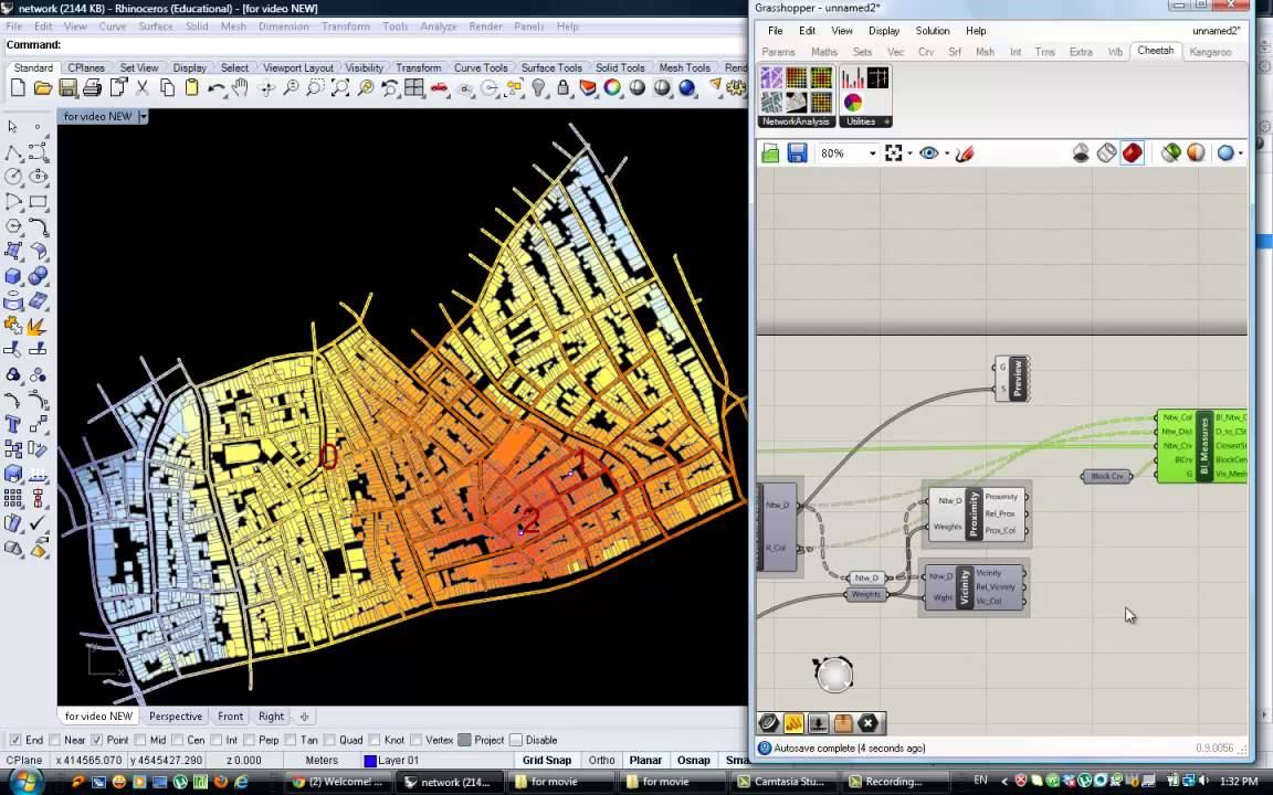 Cheetah a plugin for configurative urban design planning youtube Urban design vs urban planning