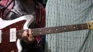 The Cure - I'm cold (SAV Studio Demo - Cover guitar)