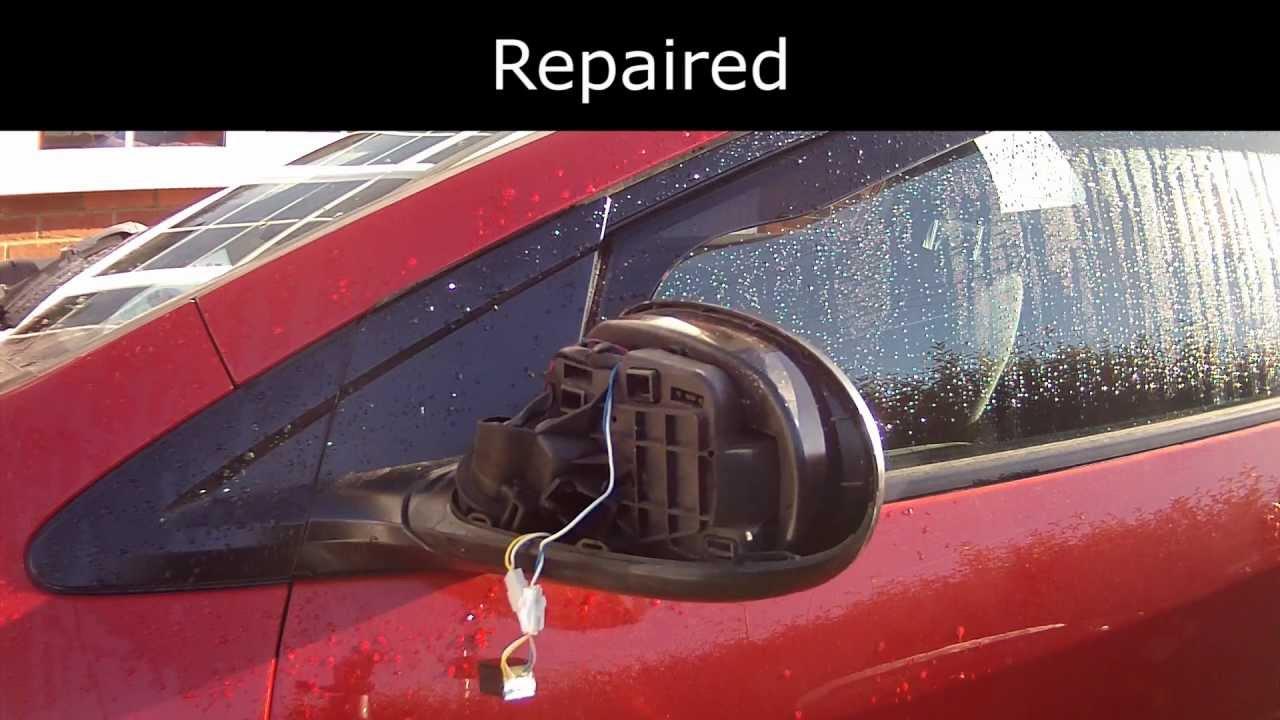 Honda Civic 8g Power Folding Mirrors Fault Amp Fix Youtube