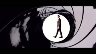 James Bond 007 Gunbarrels SKYFALL (2012)