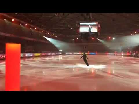 #6 trophee de france 2017 GALA UNO figure skating 피겨스케이팅 우노 쇼마