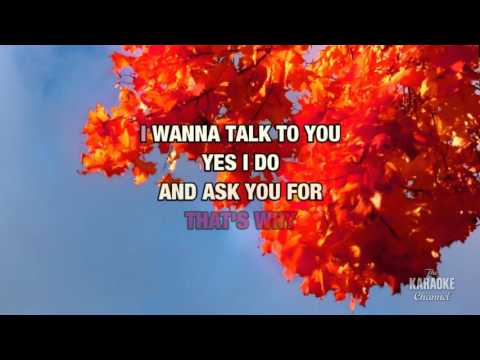 Open My Heart (Radio Version) in the style of Yolanda Adams | Karaoke with Lyrics