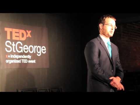 Embracing death | Caleb Wilde | TEDxStGeorge
