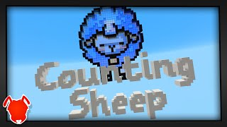 Minecraft | COUNTING SHEEP! | Mini-Game w/ BadAsteroid!