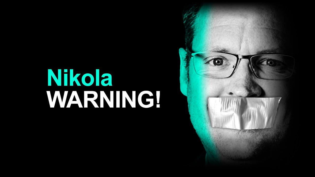 Nikola Stock Price May COLLAPSE on December 1st (WARNING)