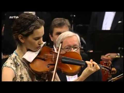 Alexander Glazunov - Violin Concerto in A minor, Op.82 (Hilary Hahn)