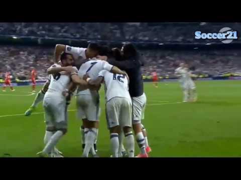 Real Madrid vs Bayern Munich ( 4 - 2) - Highlights Champions League, April 18 2017.