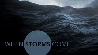 Where is God in the Storm?