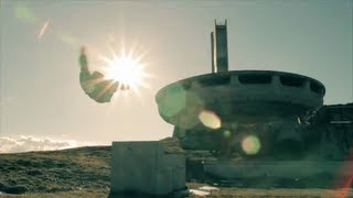 PARKOUR Buzludzha - Crcv Bad case.