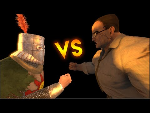 Solaire Vs The Senator: Big Action Collab Entry