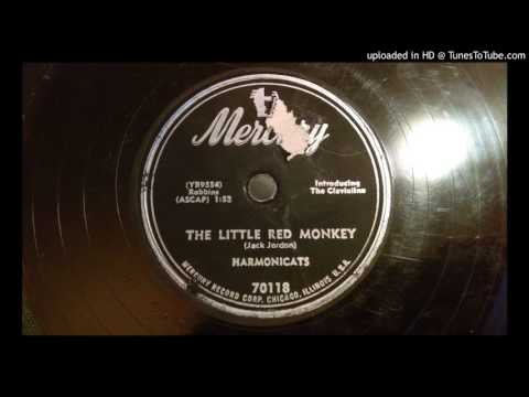 The Harmonicats - The Little Red Monkey