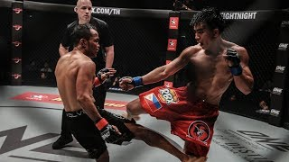 ONE Feature | Joshua Pacio's Favorite Bout
