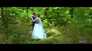 Иван и Мария. Красивая свадьба в Калмыкии. Аэросъемка в Элисте.