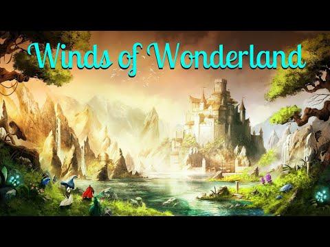 Bedtime Meditation Music for Kids | WINDS OF WONDERLAND | Kids Relaxation | Sleep Music for Children