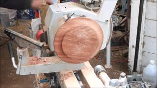 Woodturning With Naked Turner 9 Inch Sapele Plate