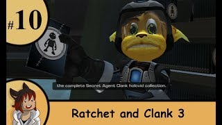 Ratchet and Clank 3 part 10 - Into the clogged sewers