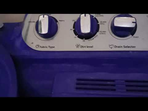 Whirlpool ace xl 7.5 semi automatic washing machine review
