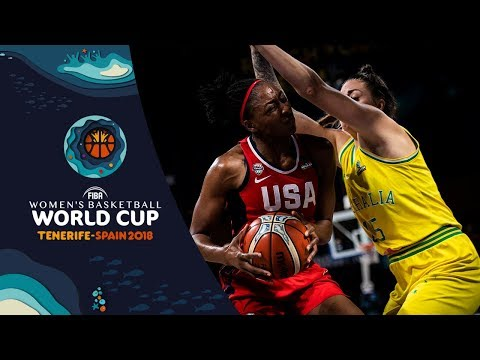 Australia v USA - Full Game - Final - FIBA Women's Basketball World Cup 2018